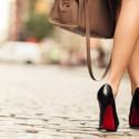Как да се научите да ходите на високи обувки