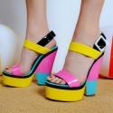 Обувки за по- закръглените дами