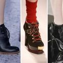 Какви са модните тенденции при дамските обувки за есен-зима
