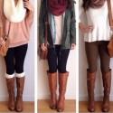 Модни есенно-зимни тенденции при дамските обувки