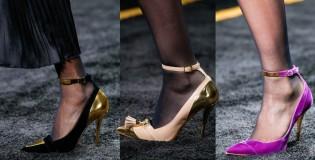 Какви ще са модните тенденции при дамските обувки за есен-зима. ОБУВКИ С КОСЪМ!
