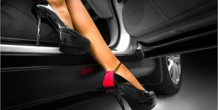 Кои обувки са най-неподходящи за шофиране?