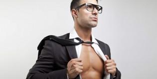 Само за мъже: Как да изглеждате по-мускулести само с няколко трика
