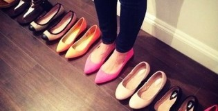 Защо им са толкова много обувки на някои жени?