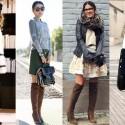Високите ботуши отново на мода