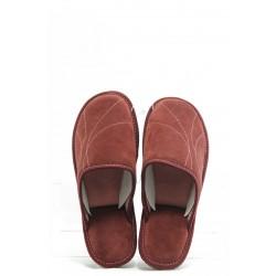 Дамски домашни чехли Полима 101 червени