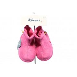 Анатомични детски пантофки ДФ USANZA розов