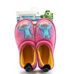 Детски пантофки с ластик ДФ SGRIGNAроз