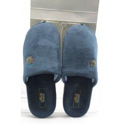 Дамски домашни чехли RELAX Gigi сини