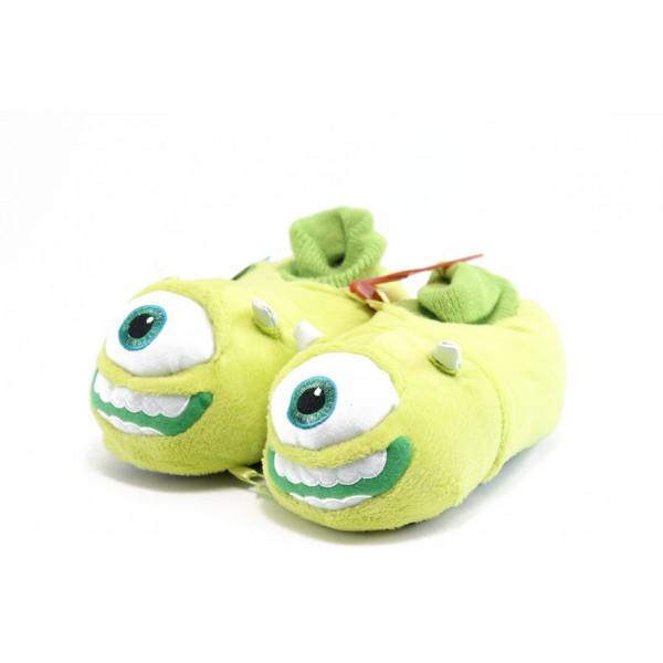 Бебешки пантофки ДФ GALZAMONSER зелен