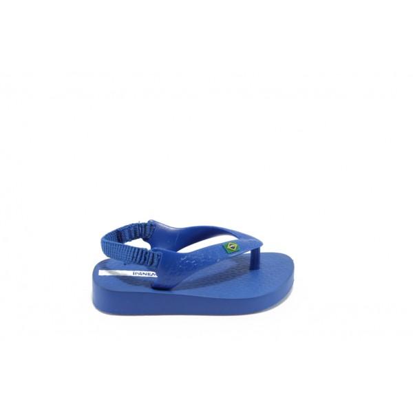 Бебешки гумени сандали Ipanema 80470 сини