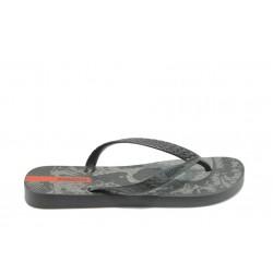 Мъжки бразилски чехли Ipanema 80684 черни