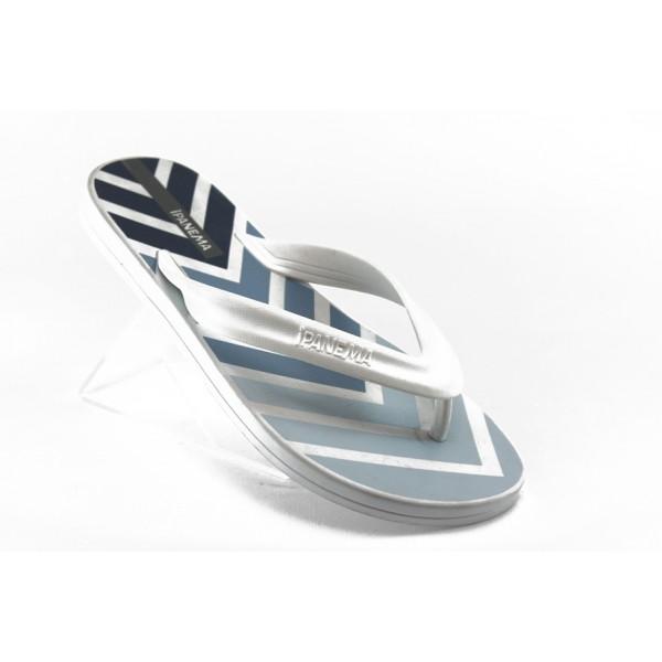 Мъжки бразилски чехли Ipanema 80483 бели