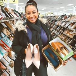 Тотална разпродажба на обувки