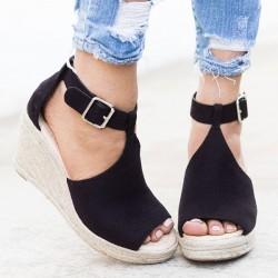 Еспадрили тип сандали