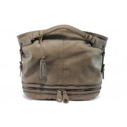 Дамска чанта Marco Tozzi 61108 кафява