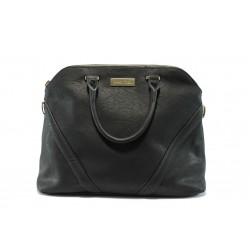 Елегантна дамска чанта Marco Tozzi 61003 черна
