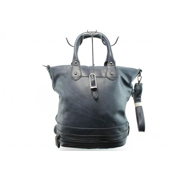 Дамска чанта ЕА 49602синя