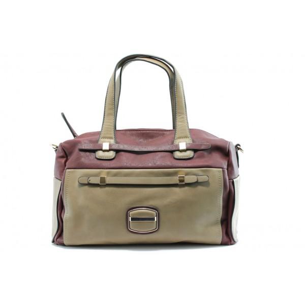 Дамска чанта ЕА 43271-3чв