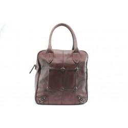Дамска чанта ЕА 49635бордо