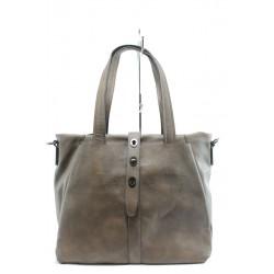 Дамска чанта ЕА 49633кафе