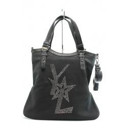 Дамска чанта ЕА 354346черна