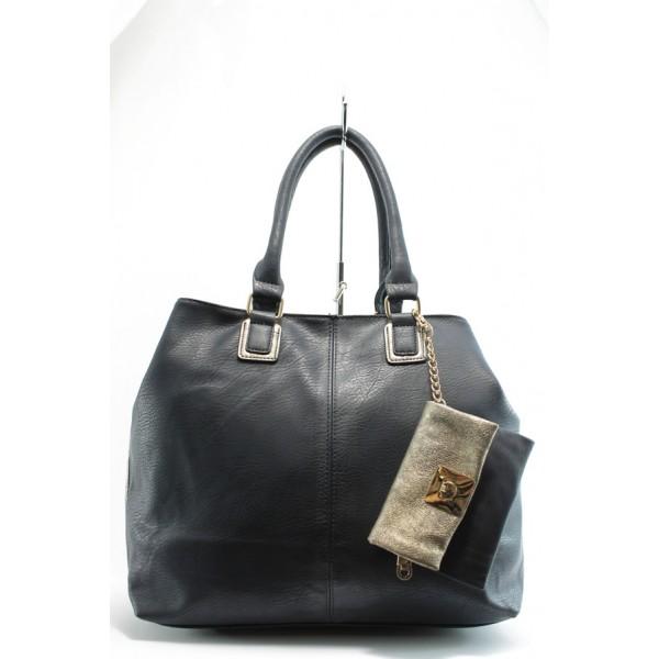 Дамска чанта ЕА 49686синя
