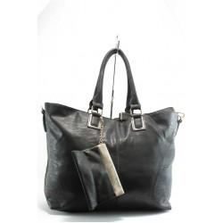 Дамска чанта ЕА 49686черна