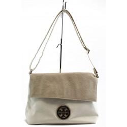 Дамска чанта СБ 1083 беж