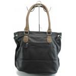 Дамска чанта ФР 8007 черна