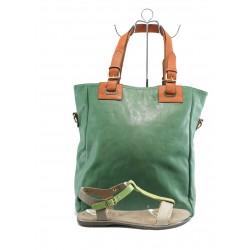 Комплект сандали и чанта Tamaris 28175-8396 зелен