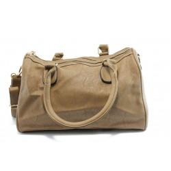 Дамска чанта ФР 860-1 бежова