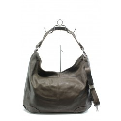 Дамска чанта ФР 2066 сива