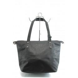 Дамска изчистена чанта ФР 5888 черна