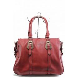 Дамска чанта ФР 6149 червена