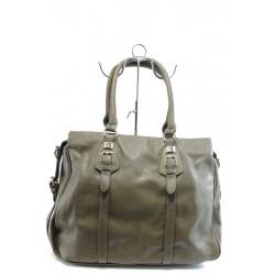 Дамска чанта ФР 6149 зелена