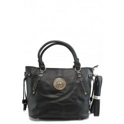 Дамска чанта ФР 5328 черна