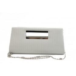 Официална дамска чанта МИ 3 бяла