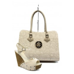 Комплект обувки и чанта МИ 150-1949 + СБ 1124
