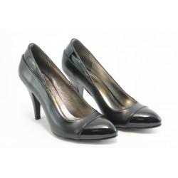 Дамски стилни обувки на среден ток ЕО 12014