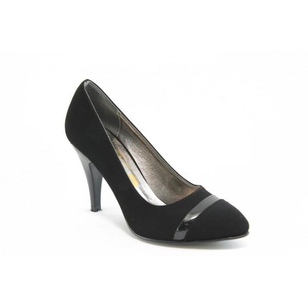 Дамски стилни обувки на среден ток ЕО 12010