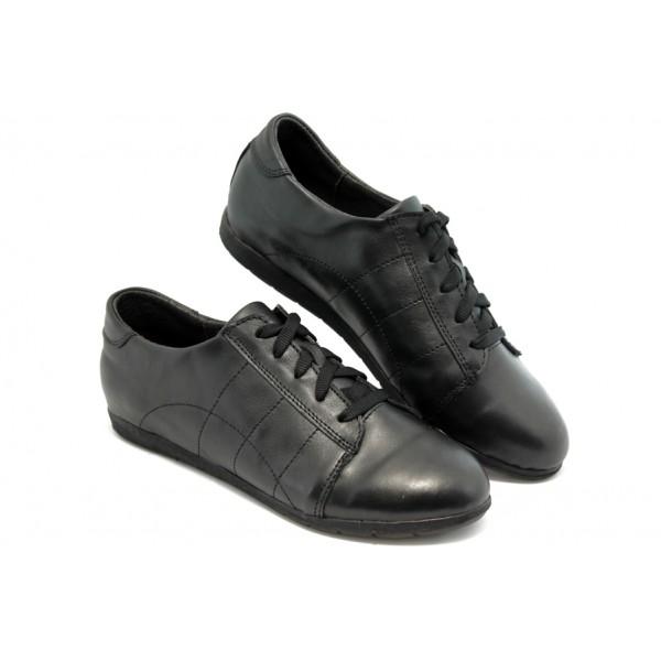 Анатомични спортни обувки естествена кожа НЛ 132