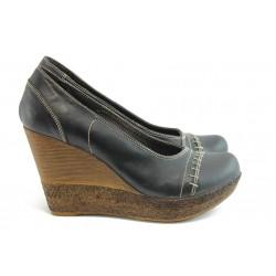 Дамски обувки на платформа НЛ 140