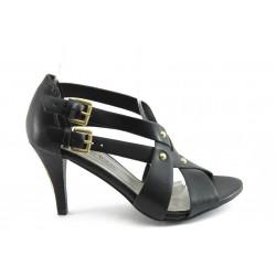 Дамски сандали на ток Marco Tozzi 28315 черна
