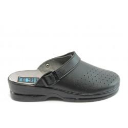 Анатомични дамски чехли /сандали/ МА 3809 черен