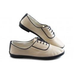 Дамски спортни обувки АК 471 бежови