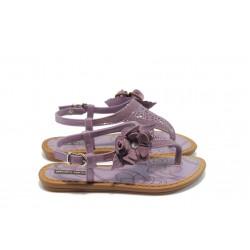 Детски сандали Grendha 80537 лилави