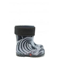 Бебешки гумени ботуши МА 0038 зебра