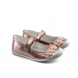 Детски анатомични обувки с лепенка РЛ 13014 розово