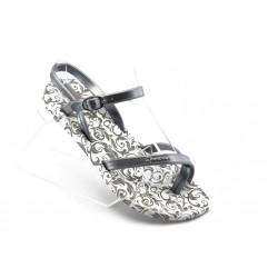 Детски бразилски сандали Ipanema 81204 бяло-сиви 31/35